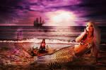 treasure mermaid by juliet981