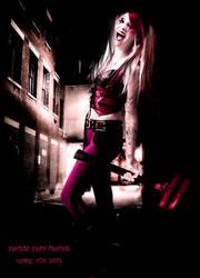 Harley Quinn by juliet981