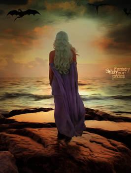 Daenerys by juliet981