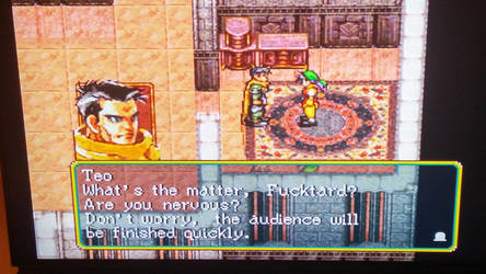 First time playing Suikoden  by o0TheAncientOne0o