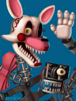 MANGLE by Paleodraw