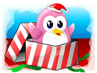 pink-nguin by balung