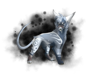 Sterling [Commission] by CristalWolf567