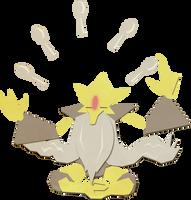Mega Alakazam by Paprik-a