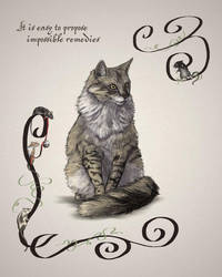 Belling the Cat by Luthrai
