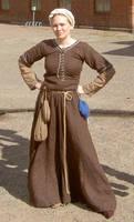 Medieval costume by Lunacra