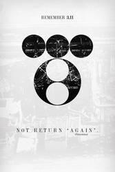 NOT RETURN AGAIN. by Anti699