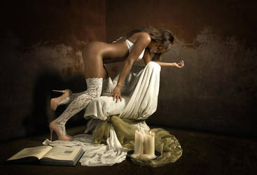 the reader II by creativephotoworks