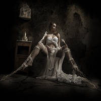 daughter of death by creativephotoworks
