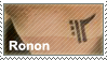 Stamp - Ronon's Tattoo by Isilrina
