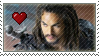 Stamp - Ronon Dex is Love by Isilrina