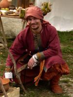 Eastern trader by Symbelmune
