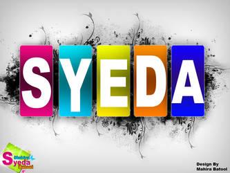 syeda by MahiraBatool
