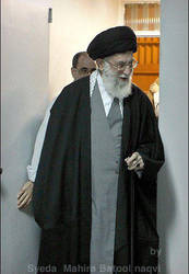 syed ali khamenei by MahiraBatool