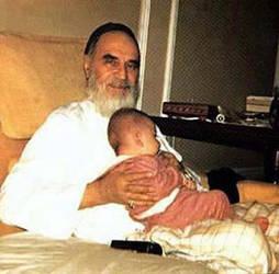 imam khomeini by MahiraBatool