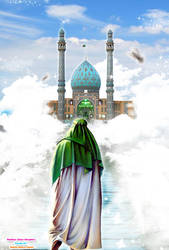 Imam E Zamana A.j by MahiraBatool