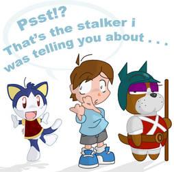 Animal Stalker by tei