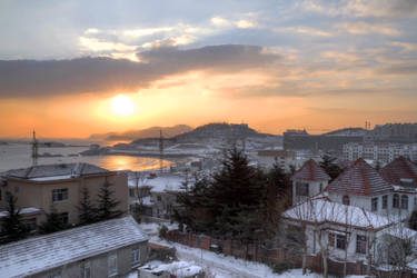 Cold Sun by kruelaid
