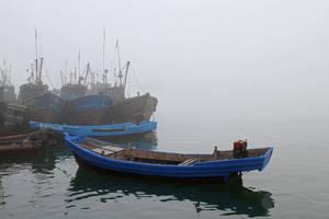 Blue Boat by kruelaid