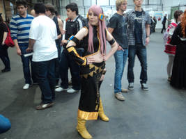 Japan expo Brussels:Luka by BananaSkulls