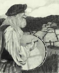 Scotsman in Ireland by IlmarinenKowal