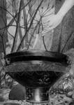 Funerary urn by IlmarinenKowal