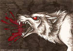 Bloodlust ACEO by Bear-hybrid