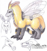 Old Gardener species concept by Bear-hybrid