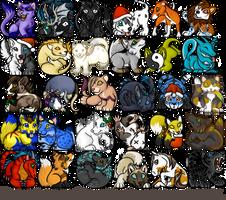 Icon Batch 4 by Bear-hybrid