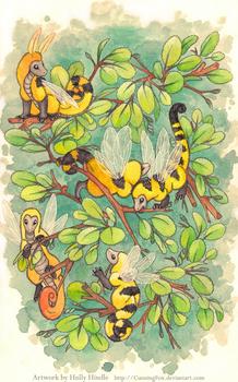 The common Gardener by Bear-hybrid