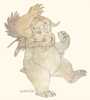 Dance Master by Bear-hybrid