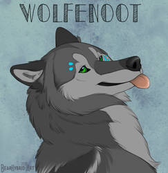 Wolfenoot by Bear-hybrid