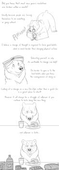 New Year's Resolutions by Bear-hybrid