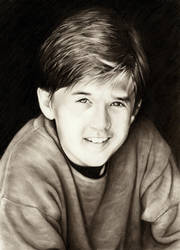 Haley Joel Osment by AmBr0