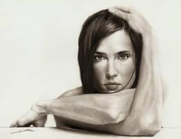 Jennifer Connelly by AmBr0