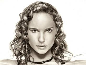 Natalie Portman by AmBr0