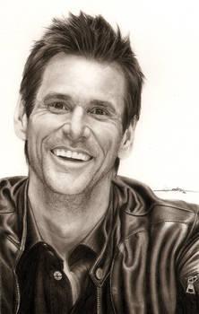 Jim Carrey by AmBr0