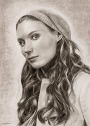 Rooney Mara by AmBr0