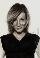 Cate Blanchett by AmBr0