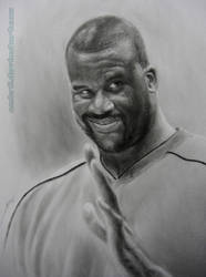 Shaquille O'Neal by AmBr0
