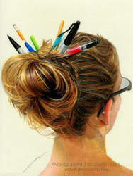 Tools and Hair Tutorial by AmBr0