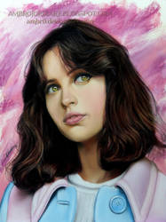 Felicity Jones by AmBr0