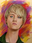 Mackenzie Davis by AmBr0