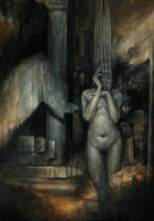 That Which Hides the Face of God by Markelli