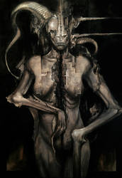 The Abandonment of Personal Demons by Markelli