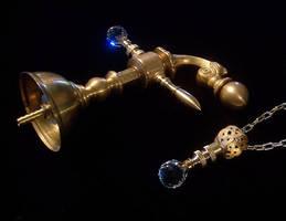 Xevian 9 - Elegant Assassin by lilibat