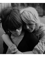 hug by KarlSandy