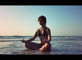 Meditation by KarlSandy