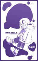 Undertale: Sans by SouL00020