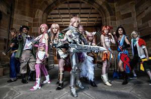 Final Fantasy cosplay by AllyAuer